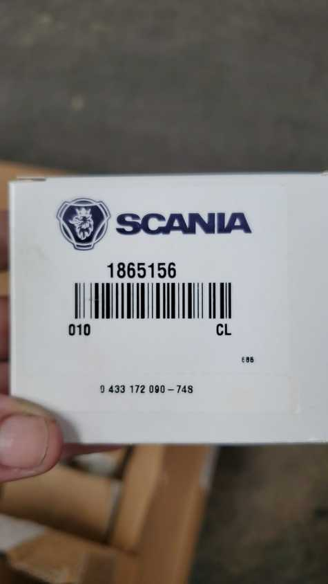 scania injector nozzle