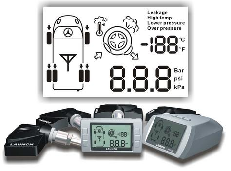 Tire Pressure Monitoring System(TPMS)