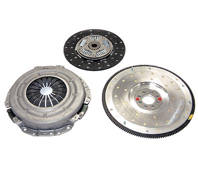 2003 Cobra Clutch and Flywheel assemblies.