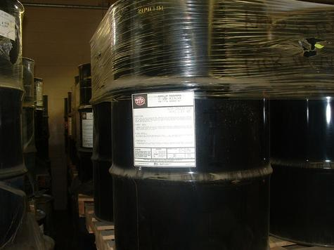 55 Gallon Barrels of STP Octane Booster