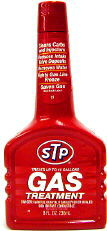 STP Gas Treatment 8oz.