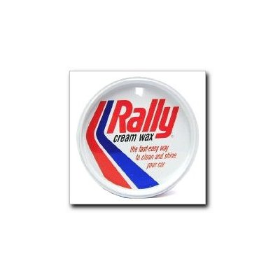 RALLY Cream Car Wax 10oz.