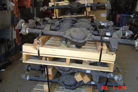 Jeep Axle Assemblies