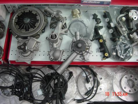 all kinds of autoparts