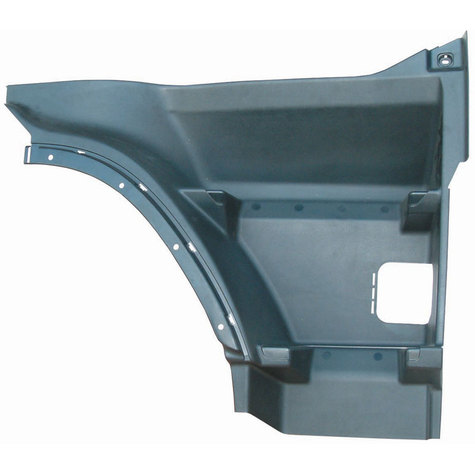 CAB COMPONENTS FOR HEAVY DUTY TRUCKS