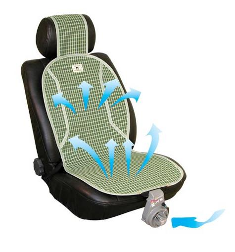 heating & cooling car seat cushion
