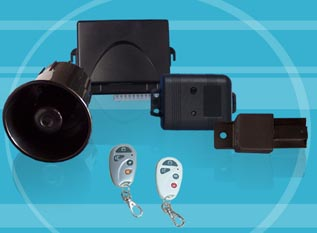 sell parking sensor and car alarm
