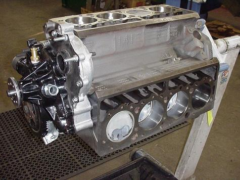 HMMWV Engines
