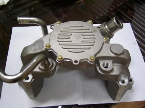 Chevrolet-watert pump-12527740,12523502