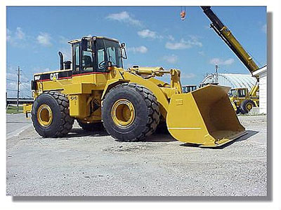 1998 CATERPILLAR 966F II