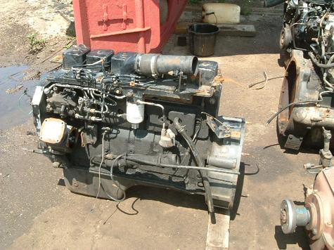 Core Cummins Engine