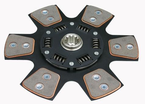 Mustang Performance Disc