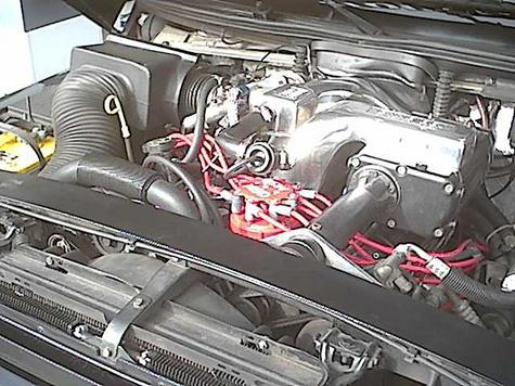 LAFORZA MZ 351 W KENNE BELL Supercharged