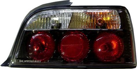 BMW E36 2D PERFORMANCE TAIL LIGHT BLACK