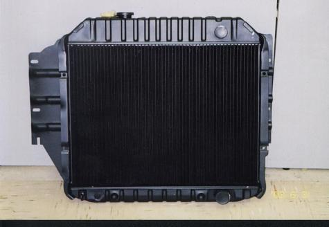 complete auto radiators