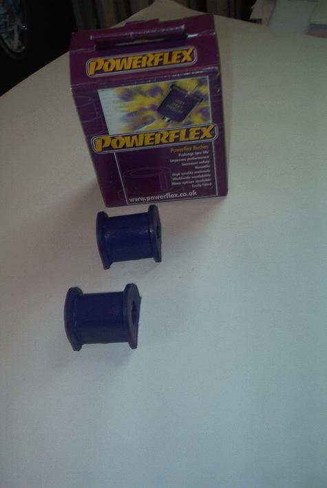 Powerflex Polyurethene Suspension Bushings