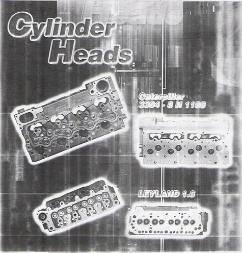 CATERPILLER CYLINDER HEADS