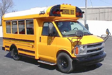 1999 GM School Bus * Air Cond * 20 Passengers