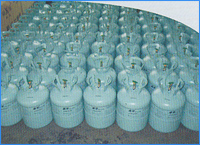 R134a - 30 lbs cylinders