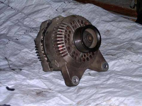 Crown Victoria Alternator