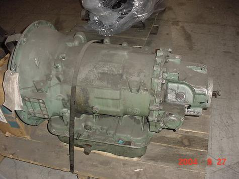 Allison 643 Transmission for Ottawa/Capacity Spotter