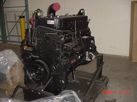 1994 Cummins 330 hp M11 remanufactured engine