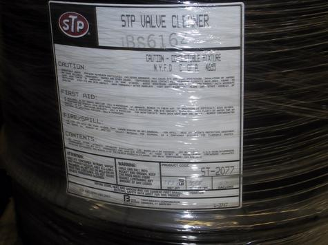 STP Valve Cleaner