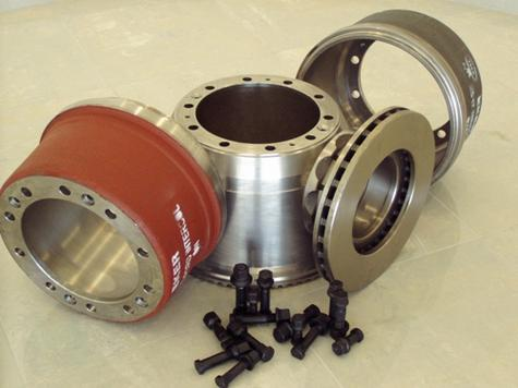 brake drums and discs