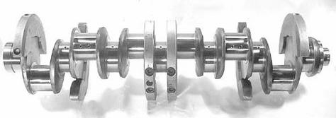 DEUTZ Engine F12L413F Crankshaft