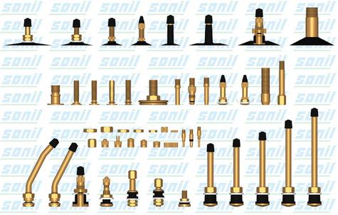 Tyre - Tube Valves and Accessories.
