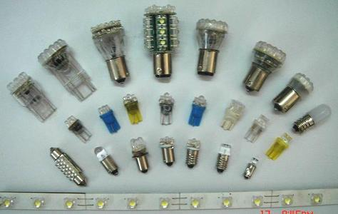 some stock of LED bulb