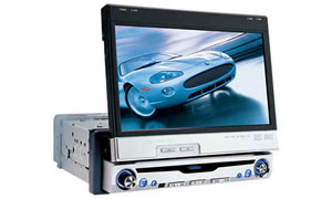 IN CAR ENTERTAINMENT DVD PLAYERS