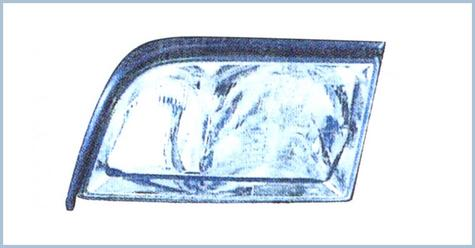 Mercedes 140 Head Lamp