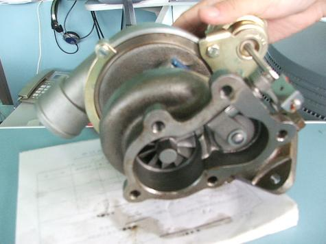 Ford Transit Turbo, 2.5 TDI Engine