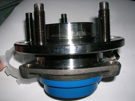 wheel bearing BCA# 513121
