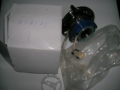 wheel bearing package BCA# 513121