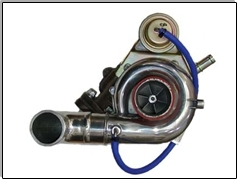 Honda TurboCharger