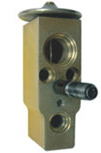 H-types of expansion valves