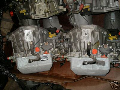 Brand New Ford AX4N Transmissions