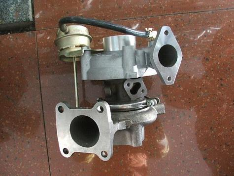T20 Turbocharger