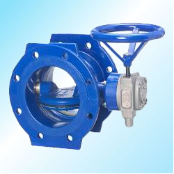supply butterfly valve