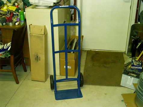 60 Hand Truck/Dollies. 300 Lb Capacity, Selling whole lot for $599.00.
