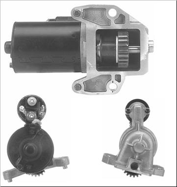 PMOSGR Starter for Ford(12 Volt CCW Rotation)