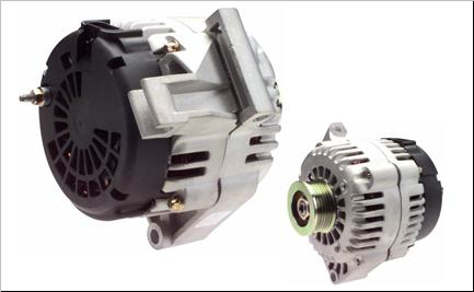 100% New Alternator and Starter and All Componets Supplied