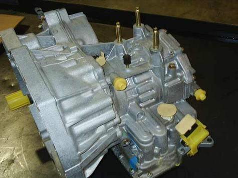 FORD FOCUS TAUTOMATIC TRANSMISSION