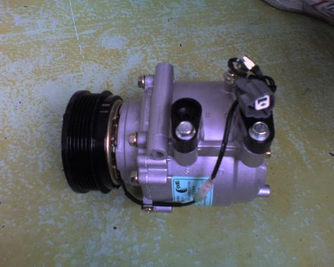 Scroll Compressor for Honda