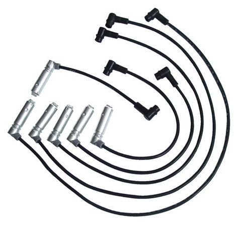 GM spark plug wire set