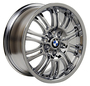 "17 / 8"" Chrome  Bmw 3 series M3 320 325 328 330 Z3 wheels rims"
