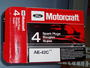 NEW Motorcraft Spark Plug - photo 3