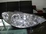 head lamp for peugeot 206